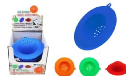 40 Units of Silicone Sink Strainer - Strainers & Funnels