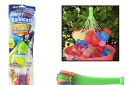 48 Units of Fast Fill Balloons 37 Count - Balloons & Balloon Holder