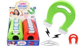 40 Units of Giant Toy Magnet - Refrigerator Magnets
