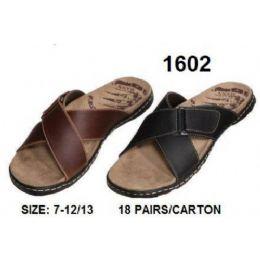 18 Units of Mens Sport Sandals - Men's Flip Flops and Sandals