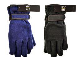 24 Units of Premium Polar Fleece Gloves - Fleece Gloves