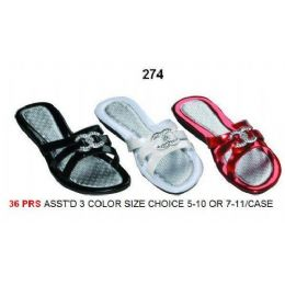 36 Units of Ladies Fashion Sandals - Women's Sandals