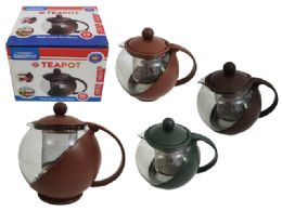 48 Units of Teapot 750ml With Filter - Kitchen Gadgets & Tools
