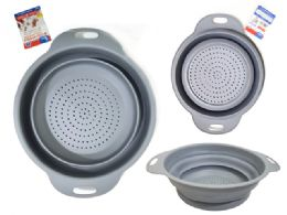 48 Units of Collapsible Colander - Strainers & Funnels