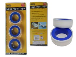 96 Units of 3pc Leakproof Tape - Tape