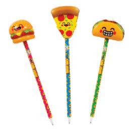 36 Units of Squishy Snacks Pens - Pens