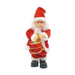 24 Units of Dancing Santa Claus - Gift Bags Christmas