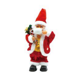48 Units of Dancing Santa Claus - Gift Bags Christmas