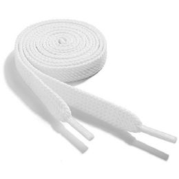 72 Units of 54 Inch White Sneakers And Casual Shoes Shoe Lace - Footwear Accessories