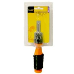 432 Units of 6 In 1 Screwdriver - Screwdrivers and Sets
