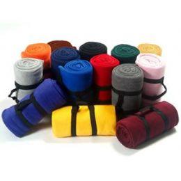 720 Units of FLEECE BLANKET PALLET DEAL - Fleece & Sherpa Blankets