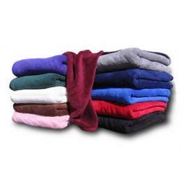 720 Units of Micro Plush Coral Fleece Blanket PALLET DEAL - Fleece & Sherpa Blankets