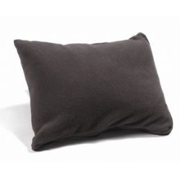 48 Units of Polar Fleece Pillow Sack - Charcoal - Pillows