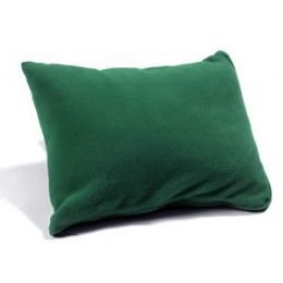 48 Units of Polar Fleece Pillow Sack - Forest Green - Pillows