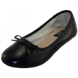 18 Units of Women's Ballet Flats ( Black Color Only) - Women's Flats
