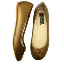 18 Units of Lady Ballerina Shoes - Women's Flats