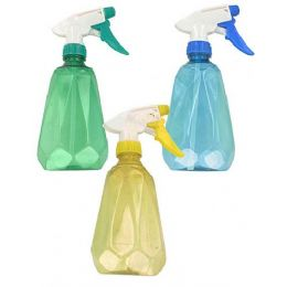 72 Units of Plastic Spray Bottle - Spray Bottles
