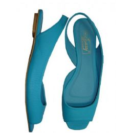 18 Units of Ladies' Open Toe Sandal Size: 6-11 - Women's Sandals