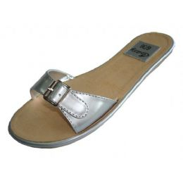 18 Units of Ladies Flat Sandal  Size: 6-11 - Women's Sandals