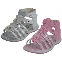 24 Units of Girl's Sandal - Girls Sandals