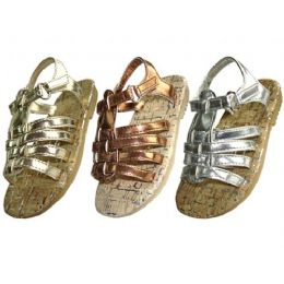 36 Units of Toddler Sandal - Toddler Footwear
