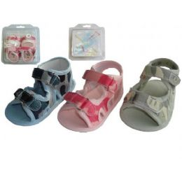 24 Units of Baby Sandal - Toddler Footwear