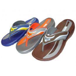 36 Units of Men's Thong Sandal - Men's Flip Flops and Sandals