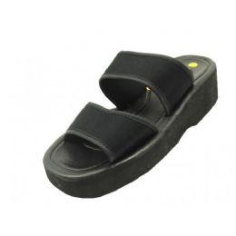 24 Units of Ladies' Two Strap Sandal - Women's Sandals