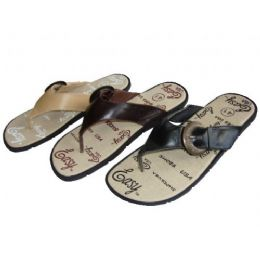 24 Units of Men Thong Sandal - Men's Flip Flops and Sandals