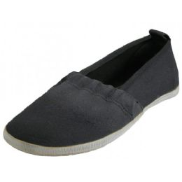 36 Units of Girls' Elastic Shoes - Girls Shoes