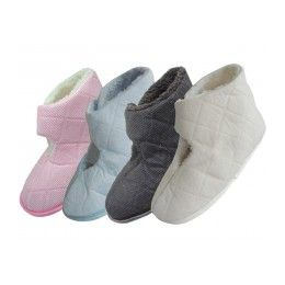 36 Units of Ladies' Wraparound Slippers - Women's Slippers