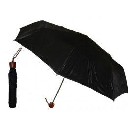 60 Units of 37 Inches Super Mini Tri-Fold Umbrella - Umbrellas & Rain Gear