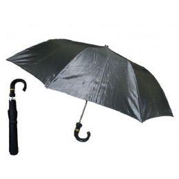 60 Units of Push Auto Open Cane Umbrella - Umbrellas & Rain Gear