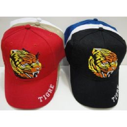 48 Units of Tigre Hat - Baseball Caps & Snap Backs