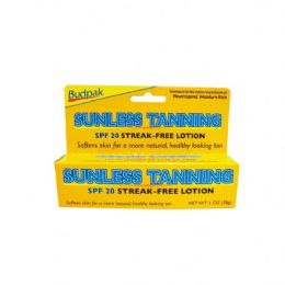 72 Units of Sunless Tanning Cream Spf 20 1 Oz. - Cosmetics