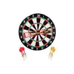 12 Units of 14'' dartboard w/ 6 darts - Darts & Archery Sets