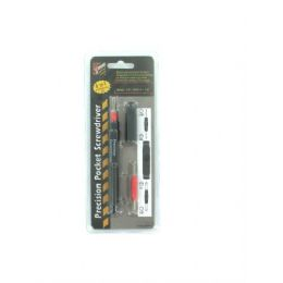 72 Units of FouR-IN-One Precision Pocket Screwdriver - Screwdrivers and Sets