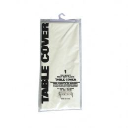 96 Units of TABLE COVER 54IN. BY 108IN. - Table Cloth