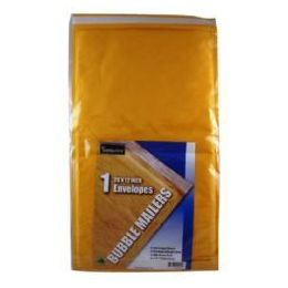 24 Units of Bubble Mailers - 12 x 20 - 1 pack - Wrapped - Envelopes