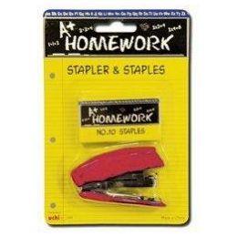 96 Units of Mini-Stapler + 1000 Staples - Staples and Staplers