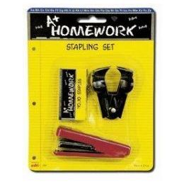 48 Units of Stapler + Remover + 1000 Staples - Staples and Staplers
