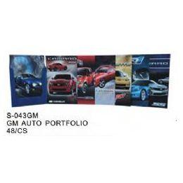 48 Units of GM Folders - Licensed School Supplies