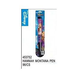 96 Units of Hannah Montana Pen - Licensed School Supplies