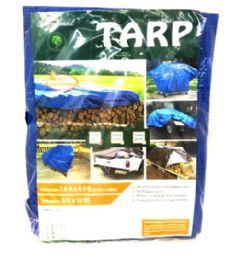 20 Units of 8x10 Blue Tarp - Hardware Gear