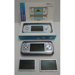 60 Units of 3in1 Handheld Video Game - Magic & Joke Toys