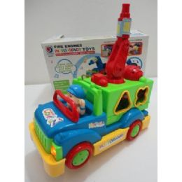 36 Units of Bump & Go Work Truck Toy--Lights & Sound - Cars, Planes, Trains & Bikes