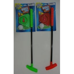 72 Units of Toy Golf Set - Toy Sets