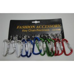 "36 Units of 2"" Key Chain ClipS-Screw Close - Key Chains"