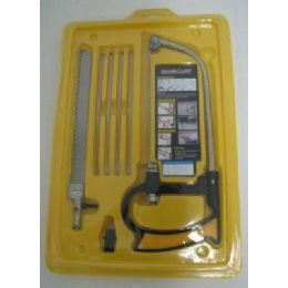 50 Units of 7pc Hacksaw - Saws