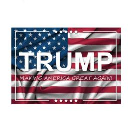 24 Units of 3'X5' Flag TRUMP with Flag - Flag